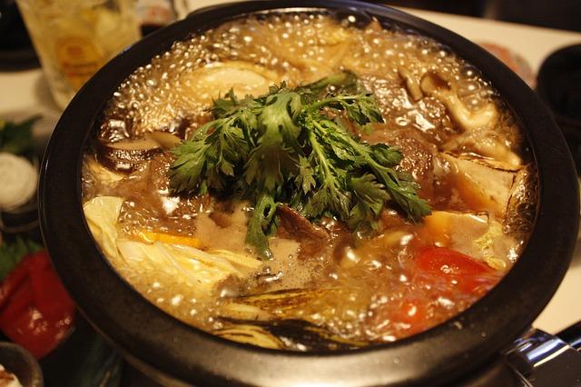 鍋ダイエットを成功のために知っておきたい具材選びと厳選レシピ